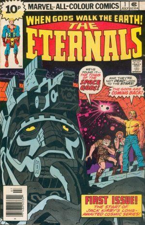 Eternals v1 #01