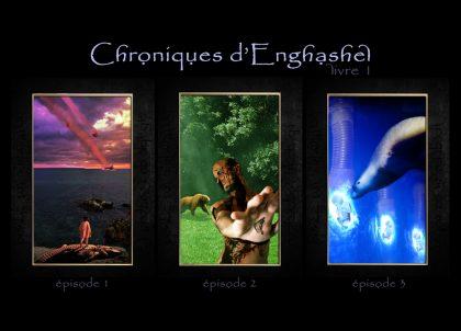 Promo Chroniques d'Enghashel épisodes 1 à 3