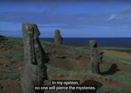 Les moai