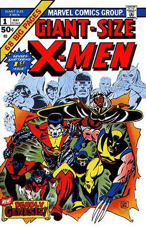 Première aventure des nouveaux X-Men