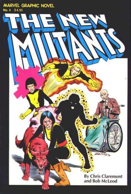 New Mutants (Marvel Graphic Novel 4)