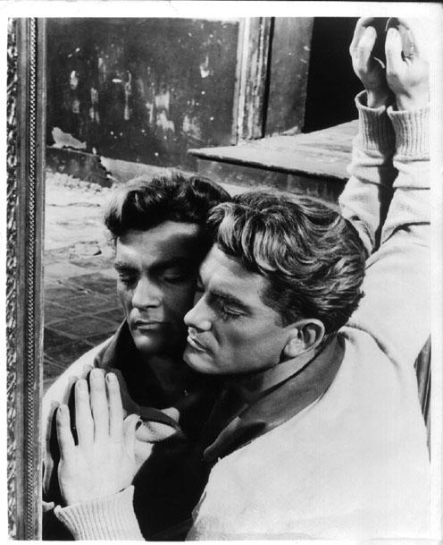 Jean Marais dans Orphée de Cocteau