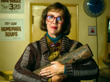 Catherine Coulson (The Log Lady)