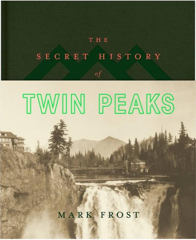 coverture originale du roman de MArk Frost