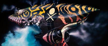Dune - Transporteur d'épice par Chris Foss